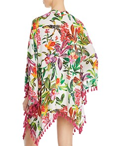 Trina Turk - Welcome To Miami Kimono Swim Cover-Up - 100% Exclusive
